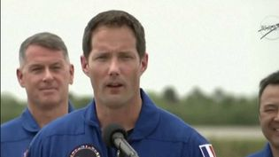 ISS : nouveau compte à rebours pour Thomas Pesquet (FRANCE 2)