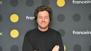 Jean Imbert, chef deL'Acajou et du restaurant Les Bols de Jean, à Paris. (RADIO FRANCE)