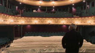 Culture: la détresse des directeurs de théâtres et de cinémas (FRANCEINFO)