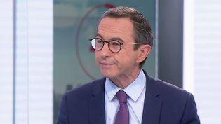 """Alliance Muselier-LREM en PACA : pour Bruno Retailleau, Les Républicains doivent """"affirmer une ligne claire"""" (FRANCE 2)"""
