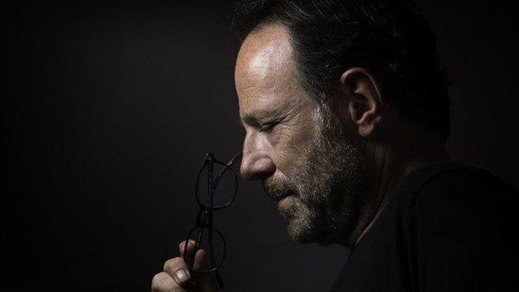 L'écrivain Marc Levy une nouvelle fois au top des ventes.  (Joel Saget / AFP)