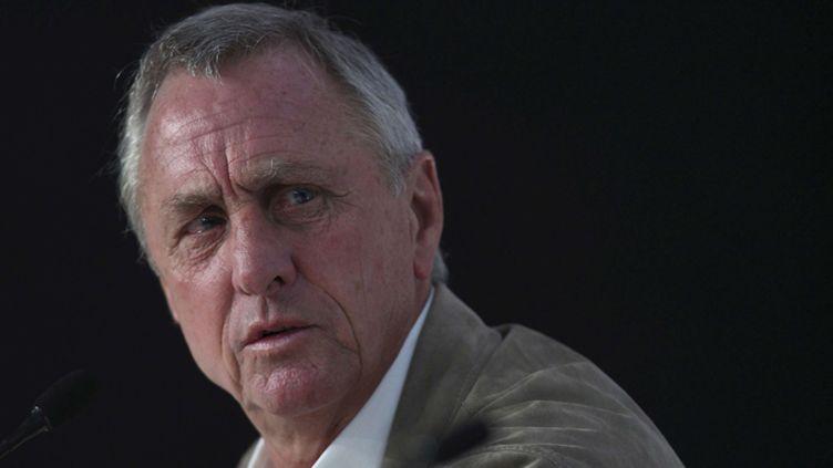 Johan Cruyff (BRUNO GONZALEZ/AP/SIPA / AP)