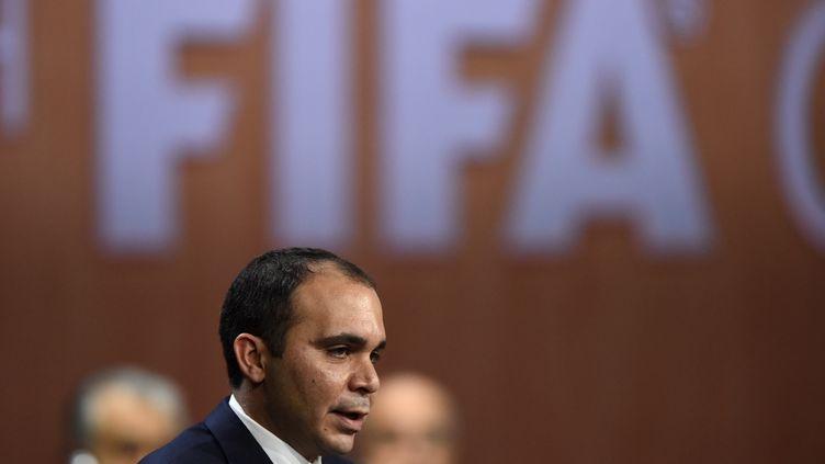 Le Prince Ali est de nouveau candidat à la présidence de la FIFA (PATRICK SEEGER / DPA)