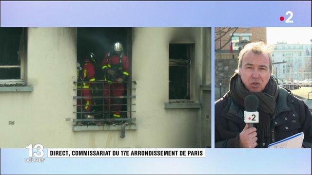 Incendie meutrier à Paris : une femme avec des antécédents psychiatriques placée en garde à vue