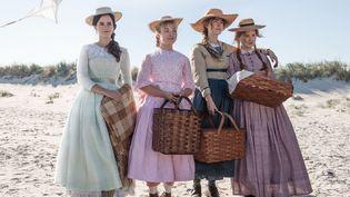 Meg, Beth, Jo et Amy, les quatre filles du docteur March, reviennent mercredi 1er janvier 2020 pour une huitième adaptation. (Wilson Webb)