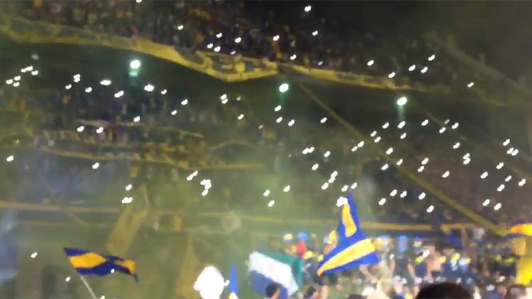 La Bombonera en fusion pour le titre 2017 de Boca Juniors