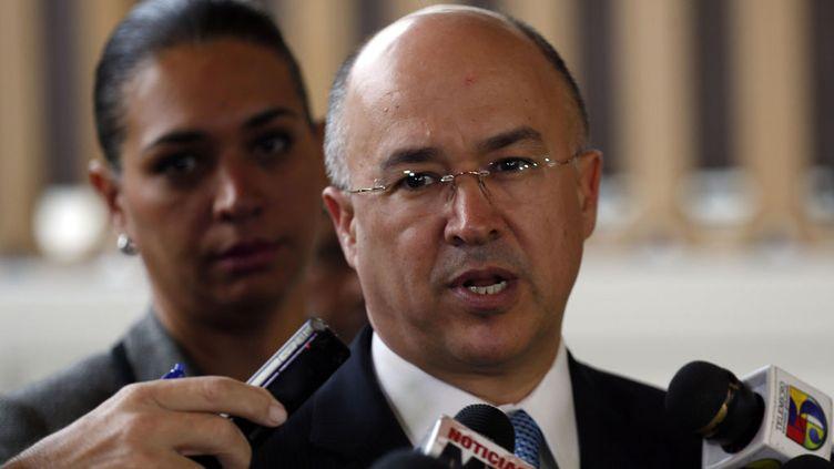 (Le procureur général de la République dominicaine, Francisco Dominguez Brito © SIPA/Barría)