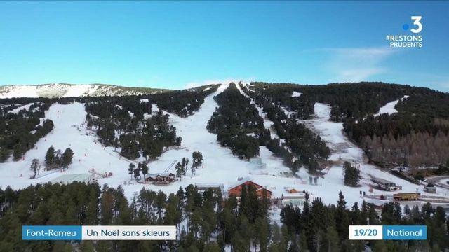 Font-Rameu : des alternatives pour la station sans skieurs