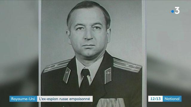 Royaume-Uni : un ex-espion russe empoisonné ?