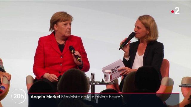 Allemagne : Angela Merkel, une féministe de la dernière heure ?
