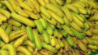Les cartons de banane, servant de cachette à la drogue, provenaient de Colombie (illustration). (MAXPPP)