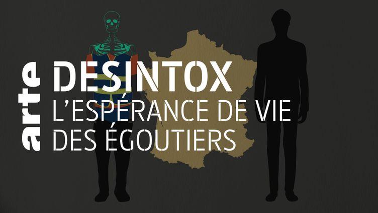 L'espérance de vie des égoutiers n'est pas inférieure de 17 ans à la moyenne des Français (ARTE/LIBÉRATION/2P2L)