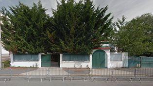 La mosquée Al-Islah de Villiers-sur-Marne (Val-de-Marne) fait partie des quatres lieux de cultedont la fermeture a été annoncée mercredi 2 novembre 2016. (GOOGLE STREET VIEW)