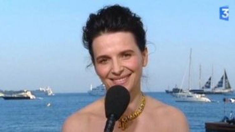 "Juliette Binoche dans ""Copie conforme"" d'Abbas Kiarostami  (Culturebox)"