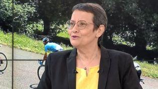 Béatrice Houchard. (FRANCE 3)