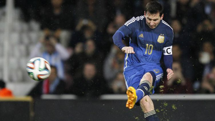 Lionel Messi (Argentine) (IAN KINGTON / AFP)