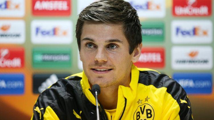Jonas Hofmann a quitté le Borussia Dortmund pour rejoindre le Borussia Mönchengladbach.  (FRISO GENTSCH / DPA)