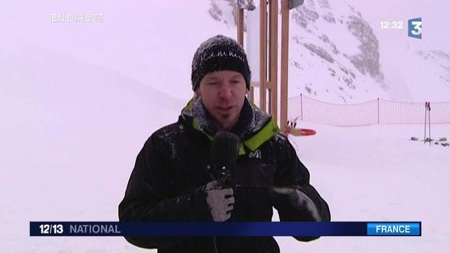 Avalanche aux Deux Alpes : les enquêteurs ont examiné la piste noire