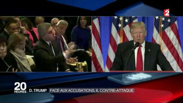 Donald Trump : accusé, il contre-attaque