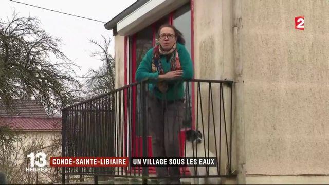 Inondations en Seine-et-Marne : une légère décrue avant de nouvelles pluies