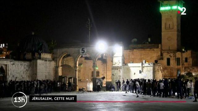 Proche-Orient : une nouvelle nuit d'affrontements en Israël