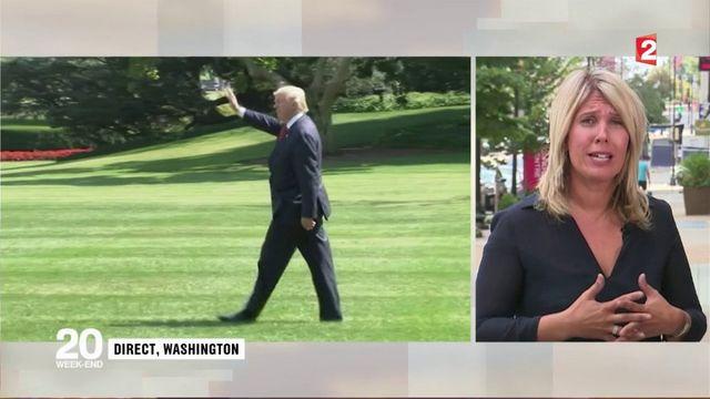 Donald Trump : des vacances qui posent des questions
