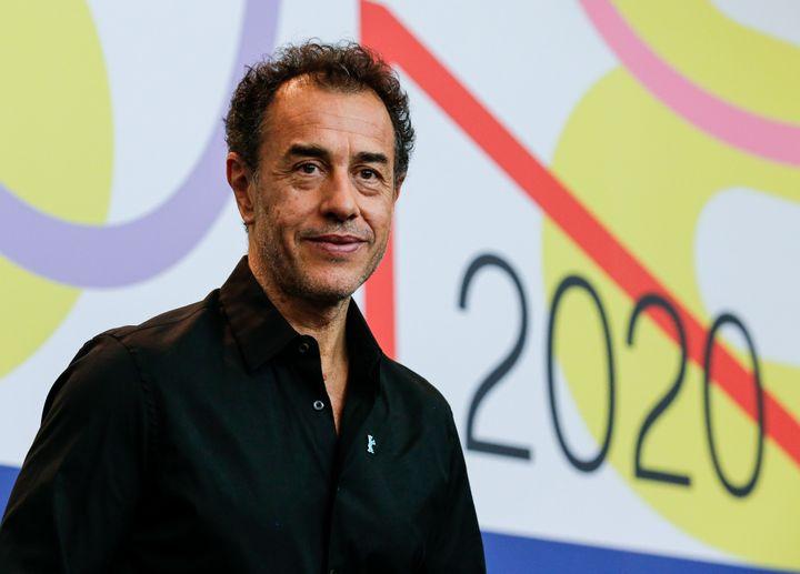 Le cinéaste Matteo Garrone à la Berlinale, en février dernier. (DOMINIKA ZARZYCKA / NURPHOTO)