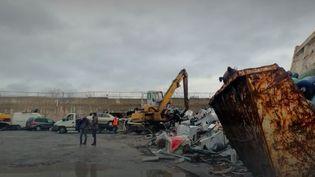 Environnement : le sale business des déchets à Marseille (France info)