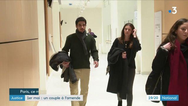 Justice : le couple frappé par Alexandre Benalla condamné à 500 euros d'amende