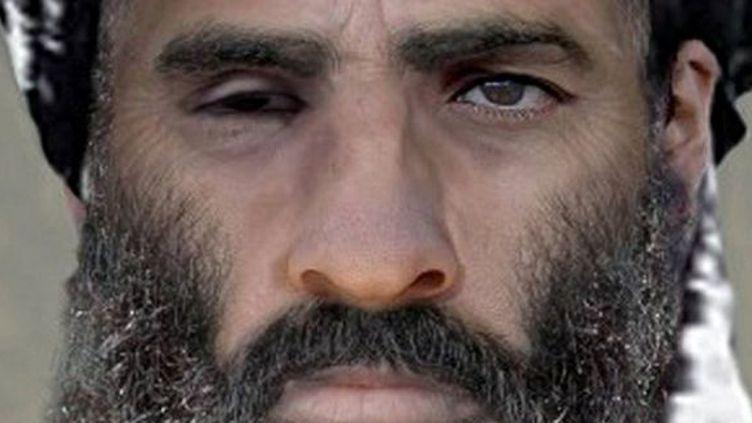 Le mollah Omar, chef des talibans, qui le considèrent comme «l'émir des croyants». (DR)