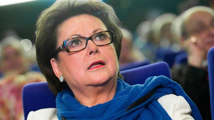 (Christine Boutin écope de 5.000 euros d'amende pour des propos sur l'homosexualité. © Maxppp)
