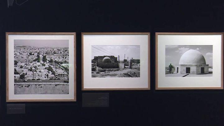 """Exposition""""La Syrie en noir et blanc"""", photographies de Michel Eisenlohr. (France 3  Marseille)"""