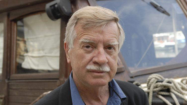L'écrivain français Louis Gardel, en 2007. (ULF ANDERSEN)