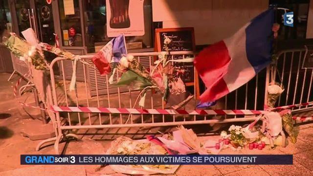 Attentats à Paris : la France rend hommage à ses victimes