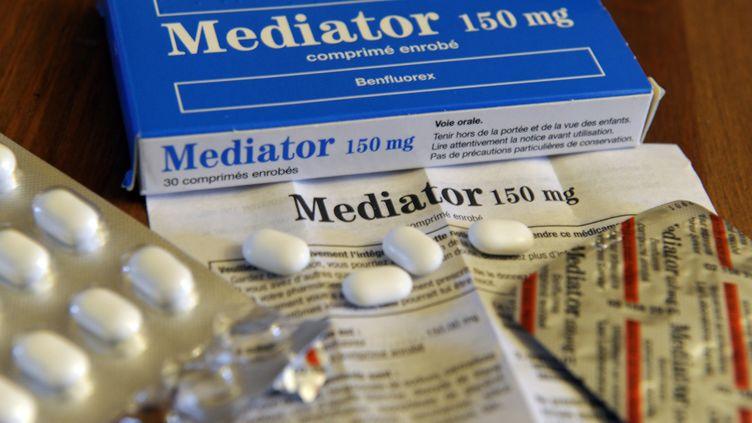 Le Mediator est accusé d'avoir tué entre 500 et 2 000 personnes en France. (CITIZENSIDE.COM / AFP)