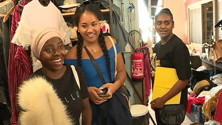 10 étudiants ont intégré la première classe préparatoire au concours des écoles nationales supérieures d'art dramatique réservée aux ultramarins.  (culturebox - capture d'écran)
