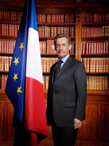 Nicolas Sarkozy  (Philippe Warrin)