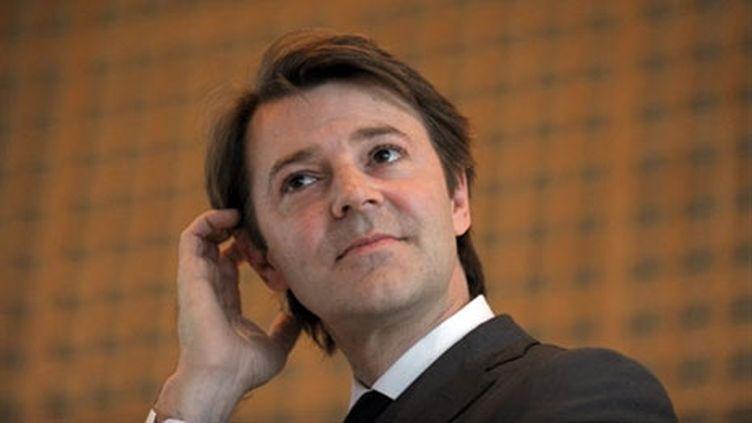François Baroin, ministre chiraquien, succède à Christine Lagarde à Bercy (AFP / Eric Piermont)