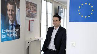 L'eurodéputé responsable des relations aux acteurs de la société civileStéphane Séjourné,ci-contre en mars 2019. (JOEL SAGET / AFP)