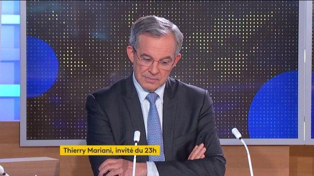 """Pour Thierry Mariani, député eurodéputé RN, """"la campagne de vaccination est un échec total"""""""