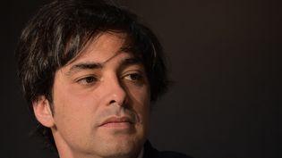 Le producteur de cinéma Charles Gillibert. (BERTRAND LANGLOIS / AFP)