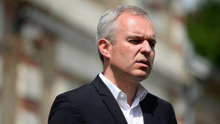En 2017, François de Rugy représentait LREM dans la 1e circonscription de Loire-Atlantique. (FRANCK DUBRAY / MAXPPP)