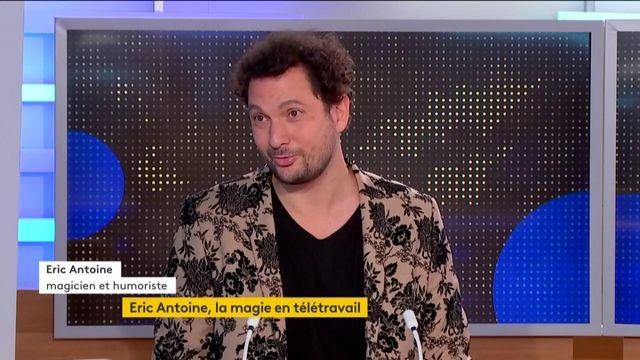 Culture : ITW Eric Antoine