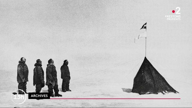 14 décembre 1911 : retour sur la conquête du pôle Sud par la Norvège