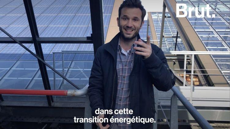 """Julien Vidal, auteur du livre """"Ça commence par moi"""", nous explique comment faire un pas supplémentaire dans la transition écologique. (BRUT)"""