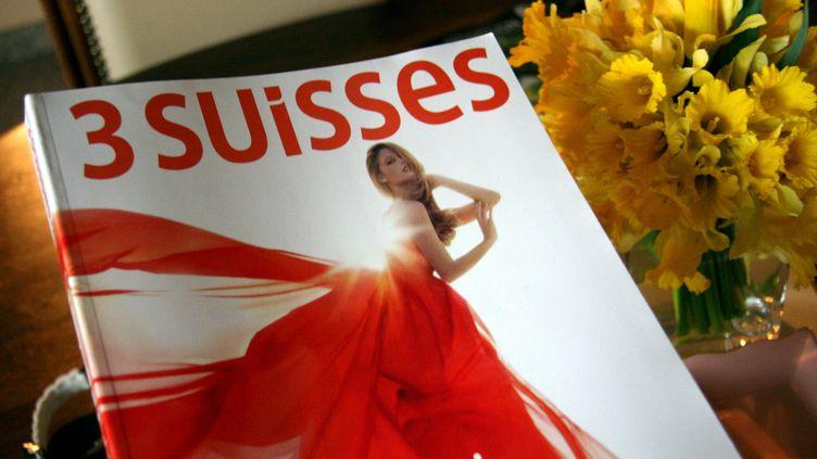 Le catalogue des 3 Suisses (ici l'édition printemps-été 2009) ne sera plus édité à partir de la saison automne-hiver 2014/2015. (MAXPPP)