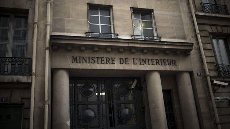 (Le ministère de l'Intérieur gère la réserve ministérielle © Maxppp)