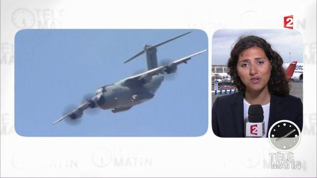 Bourget 2017 : les avions de combat, stars du salon