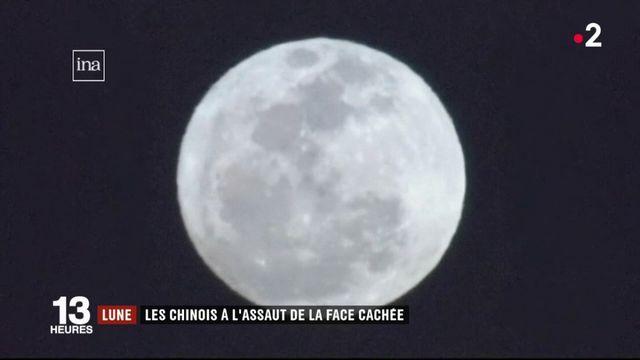 Lune : les Chinois à l'assaut de la face cachée