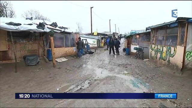 A Calais, la situation se tend à l'approche de l'évacuation d'un camp de migrants
